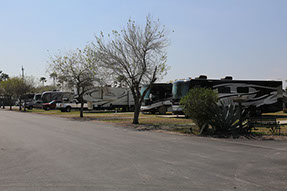Biggest RV Sites South Padre